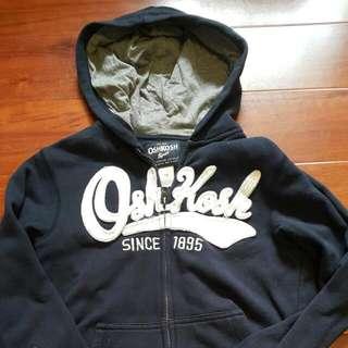 Oshkosh  美國代購回台連帽外套