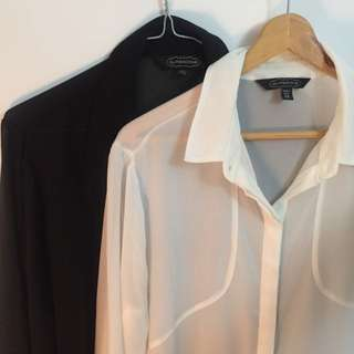 x2 Glassons Blouse ON HOLD