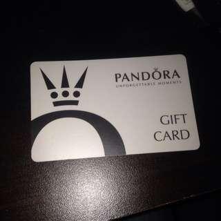 $50 Pandora Gift Card