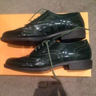 ASOS Brogue Style Shoes Size UK 6
