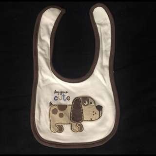 全新出清 美國品牌Carter's 嬰兒/幼兒 圍巾/口水巾