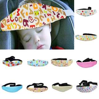 Baby Car Seat Safety Sleep Band