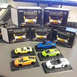 藍寶堅尼-經典模型車-7-11-請隨意出價-可以就賣