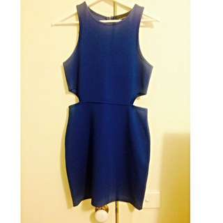 MINK PINK Blue Dress