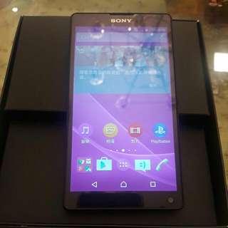 Sony ZL 黑