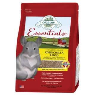 Chinchilla food