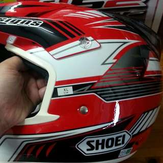 Brand SHOEI helmet From JAPAN