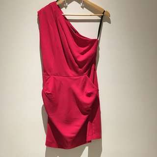 Warehouse Dress - Size UK 12