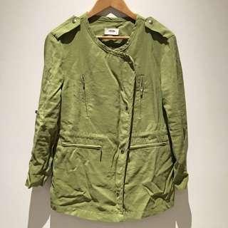 Military Jacket - Size UK 10