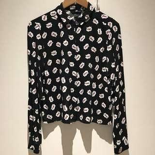 H&M Shirt - size UK 10