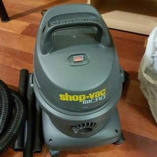 Used Once Shopvac Micro Wet/Dry Vacuum