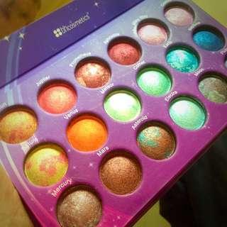 BH Cosmetics Galaxy Chic Eyeshadow Palette