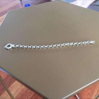 Belcher Sterling Silver Bracelet