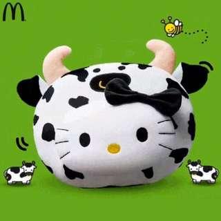 🚚 2016 麥當勞 2016✨限量✨仲夏農場活力乳牛🐄