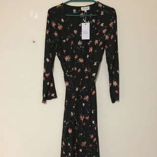 LUCK & TROUBLE Size 10 Monica Dress