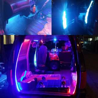 Van Or 10ft Lorry Led Installation