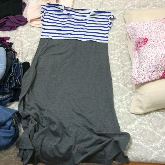 日本購回棉洋裝