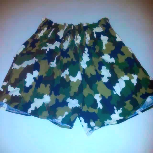Army Shorts (New)
