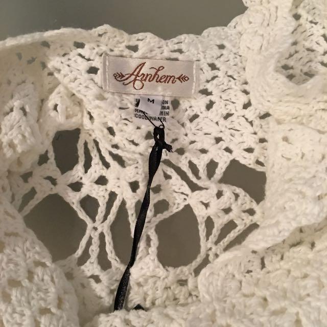 Arnhem Knit Dress Crochet