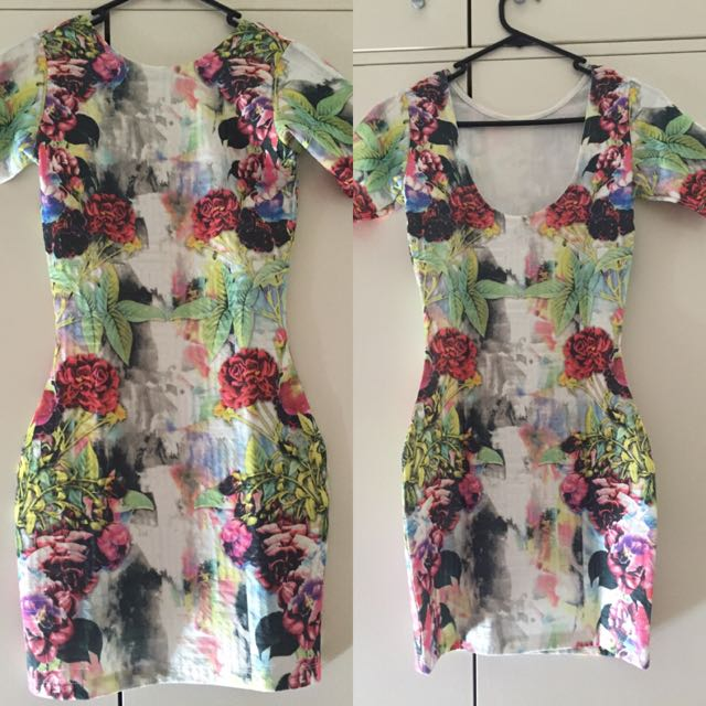 ASOS dress size 4