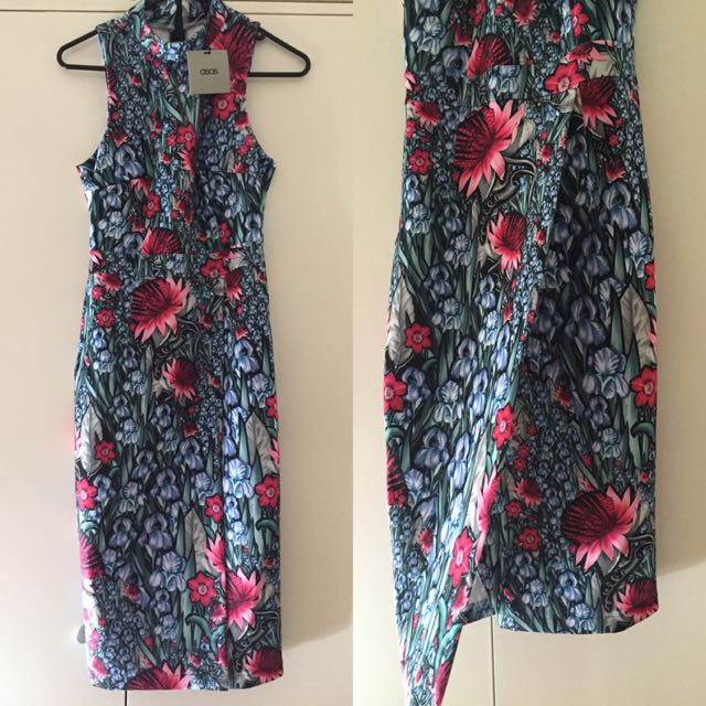 ASOS Floral Dress size 6