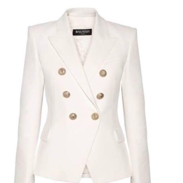 Balmain blazer Size 40 ( Size 10)