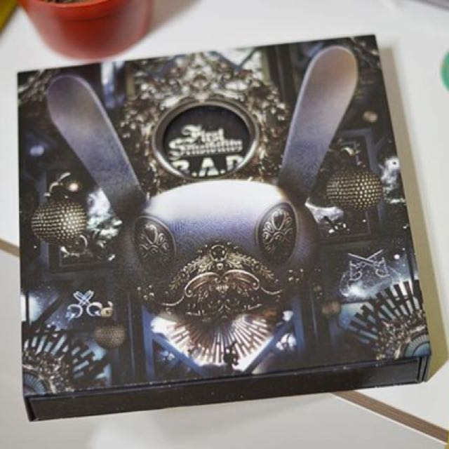 BAP - First Sensibility Album