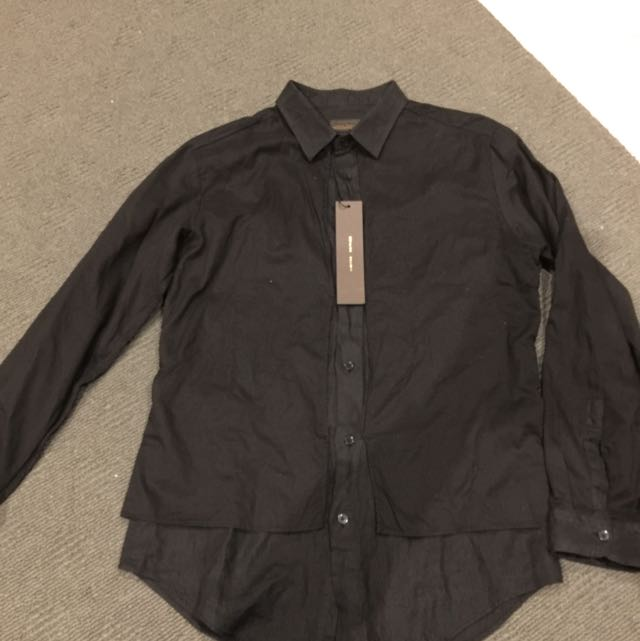 **Reduced**BNWT Limited Edition Zara Men Shirt Size M