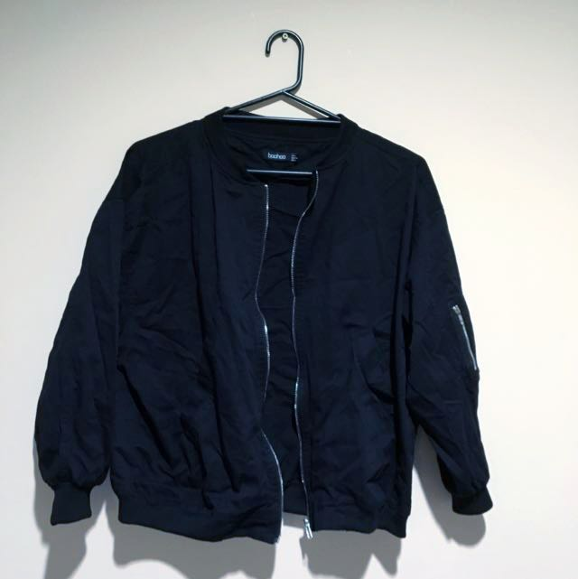 Boohoo MA1 Bomber Jacket