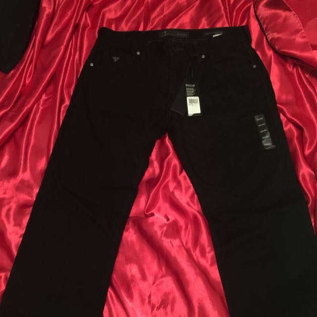 Brand New Men's Guess Jeans 32 X 32