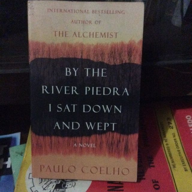 By The River Piedra Paulo Coelho
