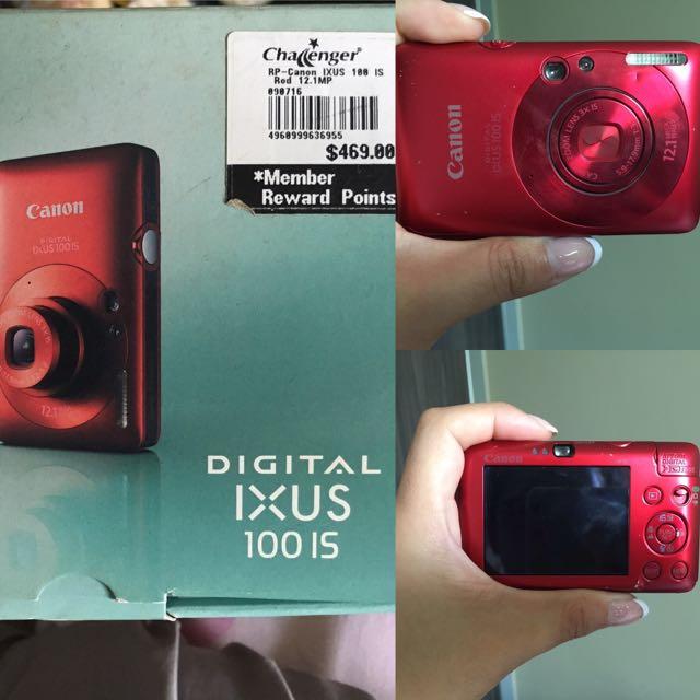 Canon 12 Megapixel Camera