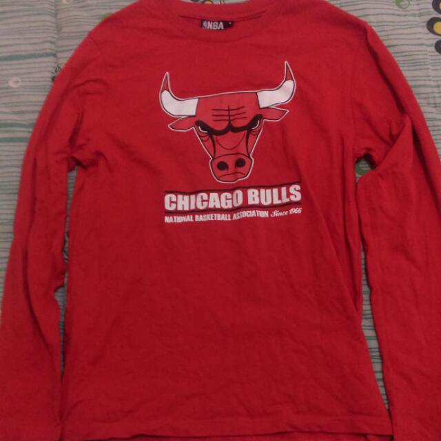 Chicago bulls 公牛 創信 NBA 長T
