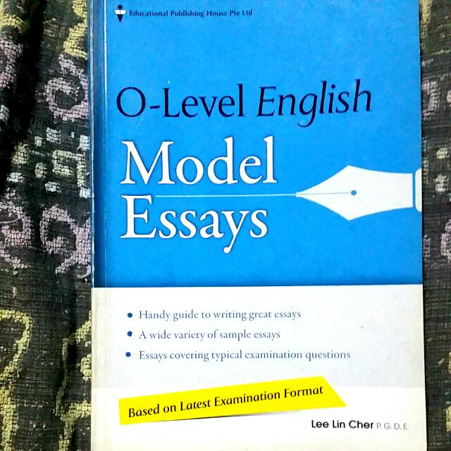 Msdarkeras Items For Sale On Carousell Clearance Gce O Level English Model Essays