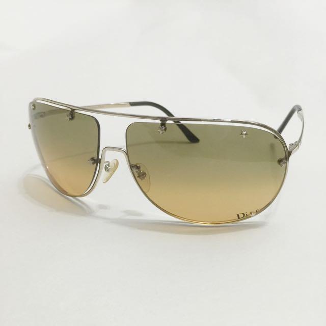Dior 迪奧 漸層墨鏡 太陽眼鏡 雷彭款