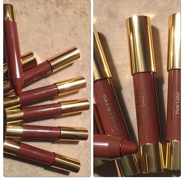 Estée Lauder pure colour lipstick