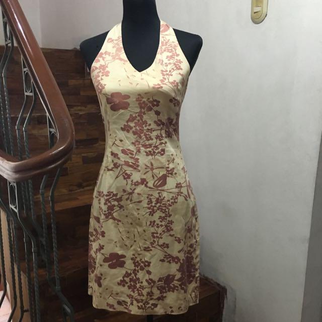 Reserved until 08/22 Floral Dress