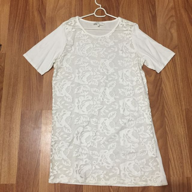 Front Lace Tunic