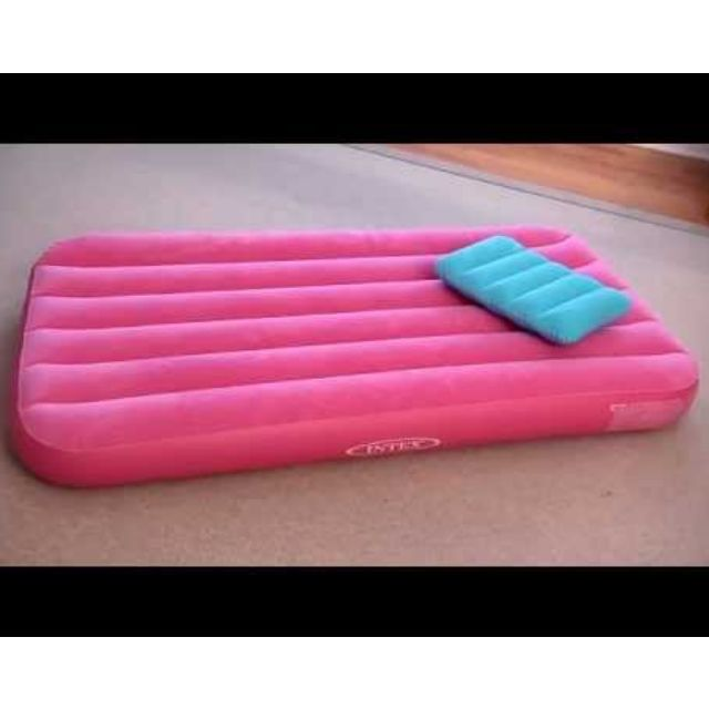 Intex Cozy Kidz Inflatable Air Bed