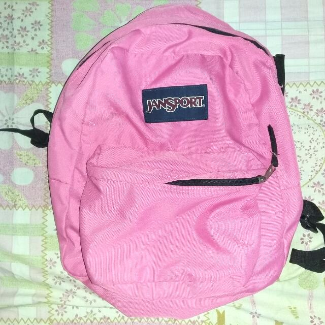 Jansport Backpack Pink