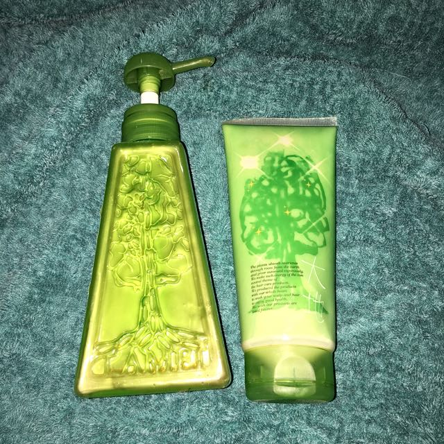 JAPANESE SHAMPOO & CONDITIONER HAHONICO , FOR COLOUR And DRY DAMAGED HAIR