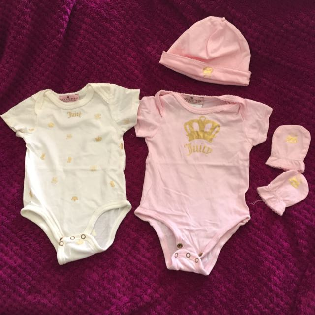 Juicy Couture Onesie