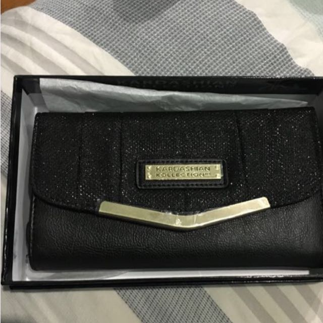 Kardashian Collection wallet