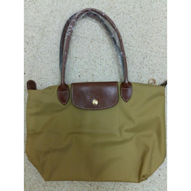 LongChamp Folded-Bag