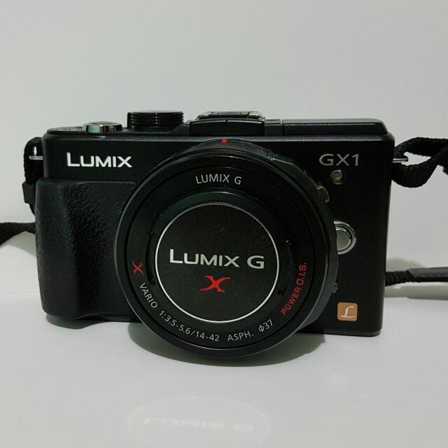 Lumix GX1