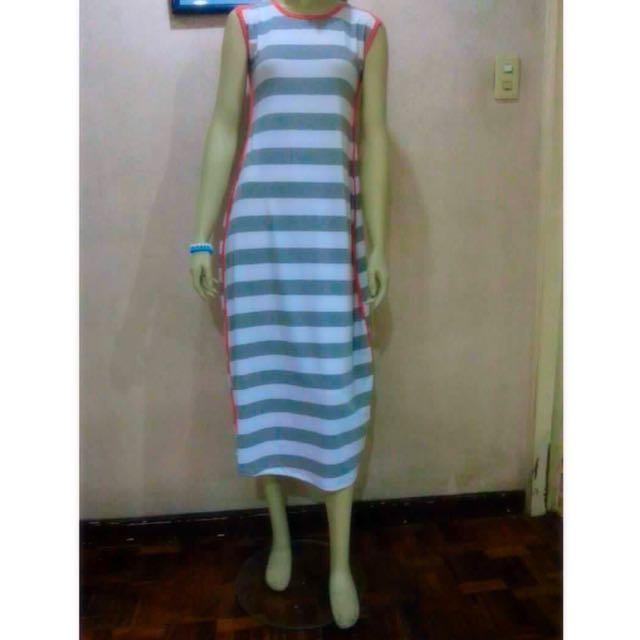 Maxi Dress Stripe (New)
