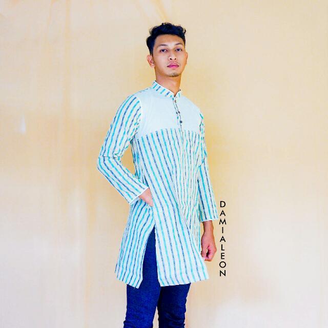 Menswear: Cotton Kurta
