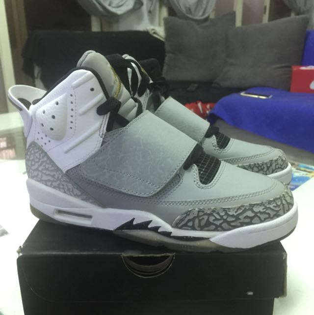 NIKE AIR JORDAN SON OF MARS GS 火星之子 4Y 23