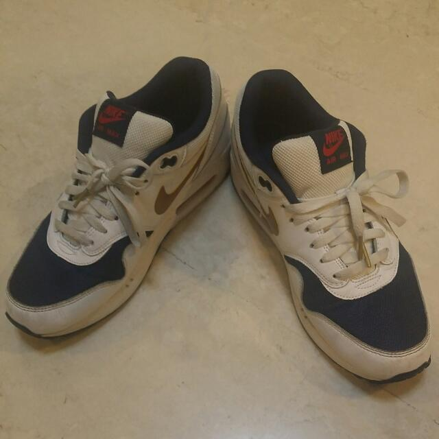 new style 929cd 86ed0 Nike Air Max 1 Olympics US 10, Men s Fashion on Carousell