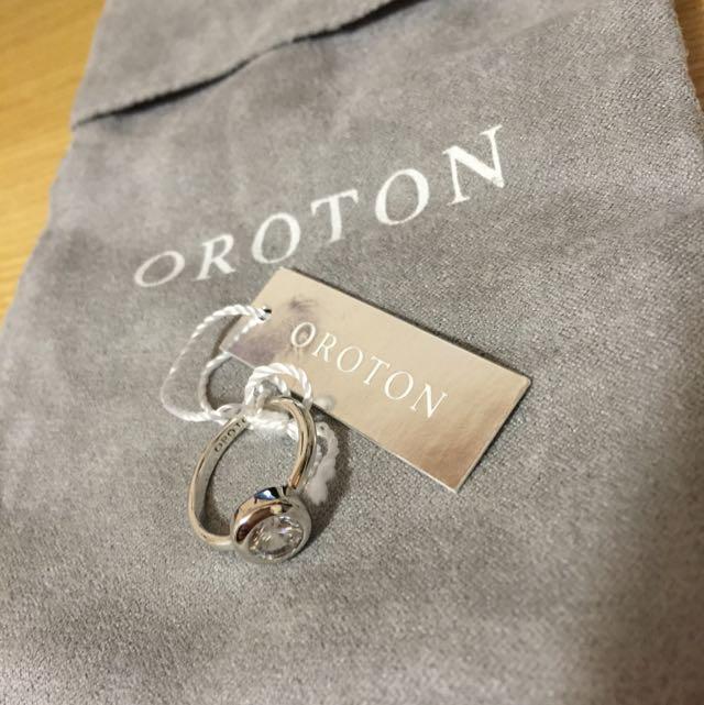 Oroton Ring Size Small
